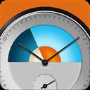 Minimal Clock Live Wallpaper Icon