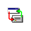 Disk performance tester icon
