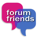 Access thousands of Internet forums with Forum Friends, a fast and easy-to-use mobile forum social application.  Create a list of your favorite forums, keep track of topics of interest, post in forums, create new topics, and share multimedia with other forum members.  It works with any forum that supports the Tapatalk API.